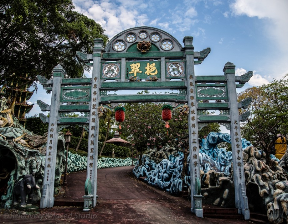 Haw Par Villa Singapore - AspirantSG