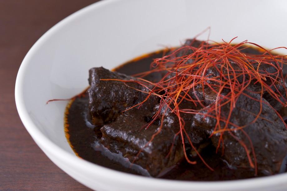 Beef Buah Keluak Nyonya Mobile By Chef Malcolm Lee