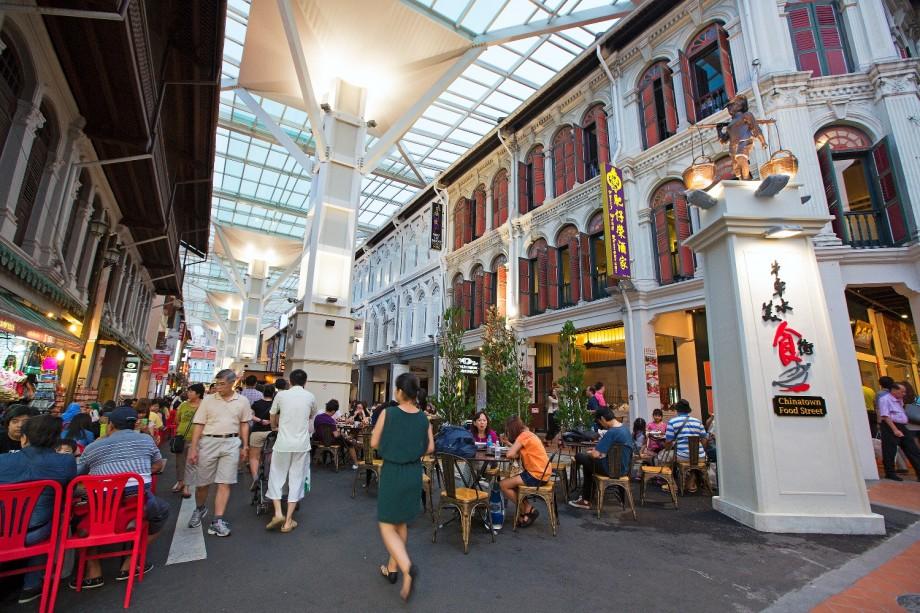 Chinatown Food Street - AspirantSG
