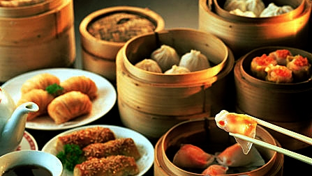 The One and Only Halal Dim Sum Place in Hong Kong