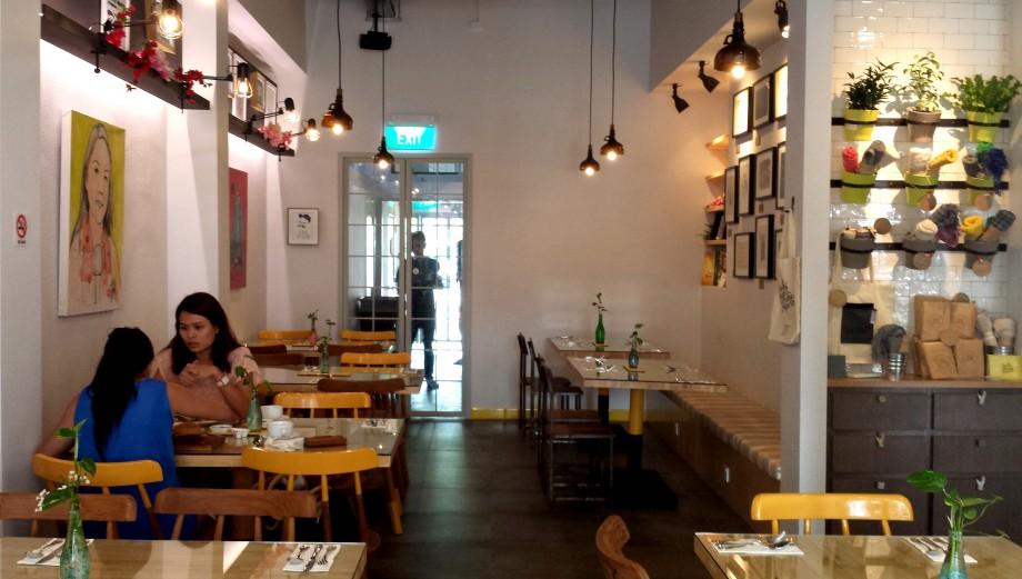 Loving Hut Singapore - AspirantSG