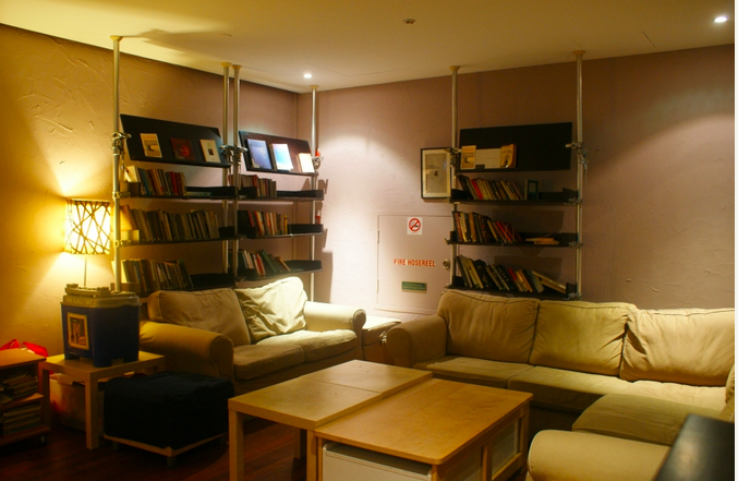 The Book Cafe Singapore - AspirantSG