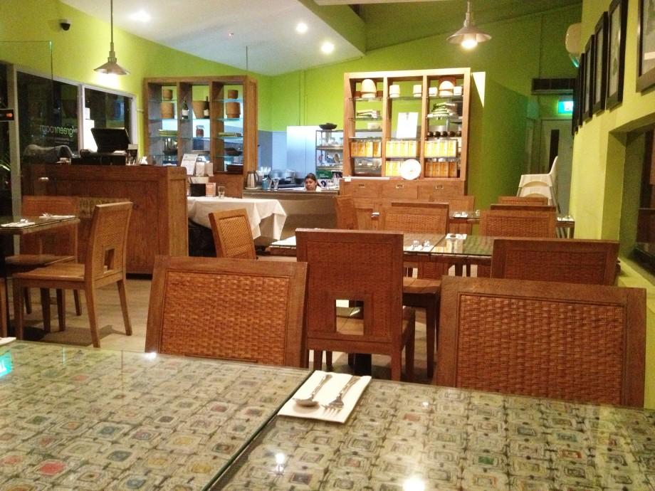 The Green Room Cafe Singapore - AspirantSG