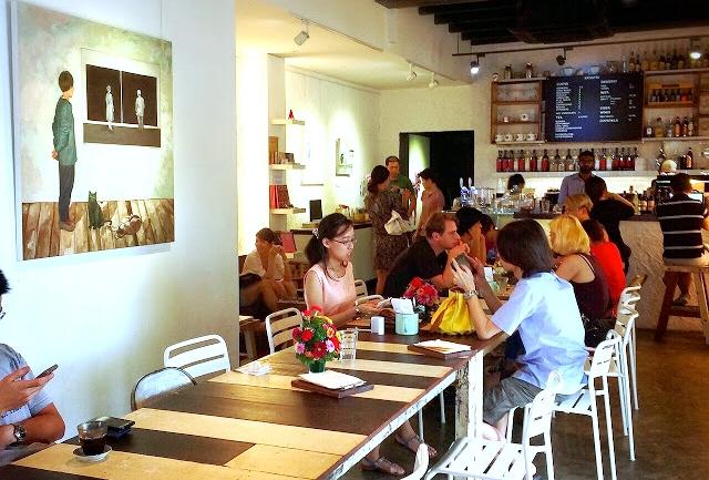 Artistry Cafe Singapore - AspirantSG