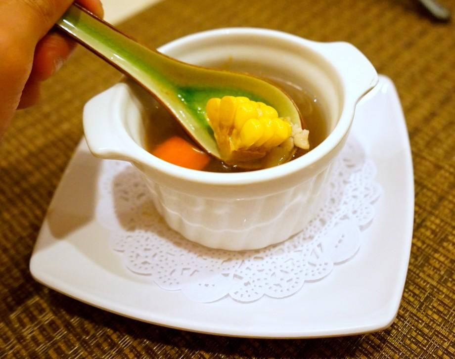 Si Shen Tang Soup Honzen - AspirantSG