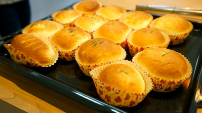 Food Memory With Ayam Brand Part 1 – Curry Chicken Buns