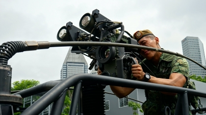 Singapore NDP 2014 Part 2 – Nation's Defence Assets Showcase