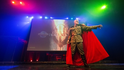 Universal Studios Singapore Halloween Horror Nights 4 Screams 'Demoncracy'!