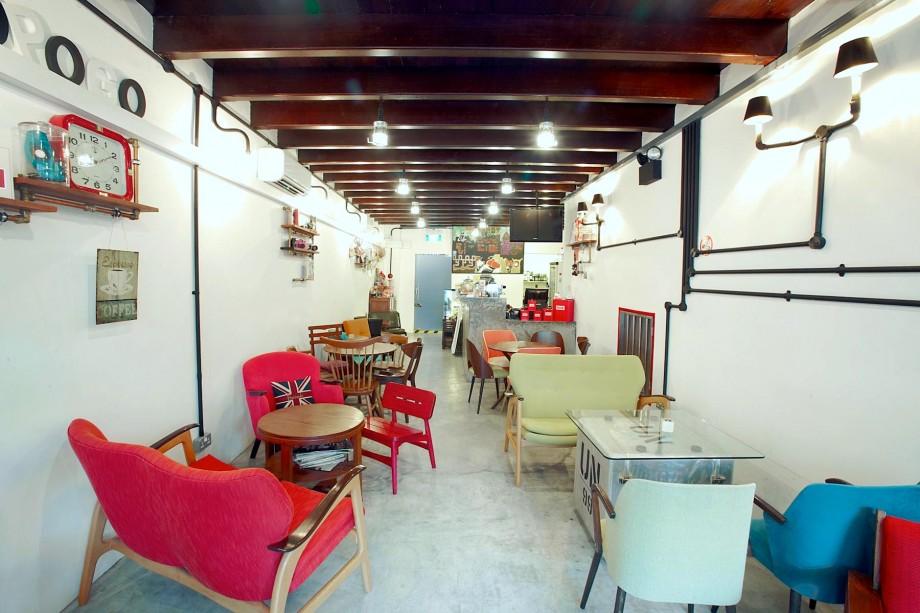 Ogopogo Cafe Singapore - AspirantSG