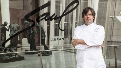 New York Culinary Star, Chef Saul Bolton Comes To The Cliff