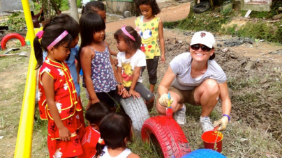 Voluntourism – Habitat for Humanity Singapore Global Village Built Trips