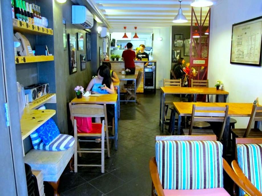 Stateland Cafe Singapore - AspirantSG