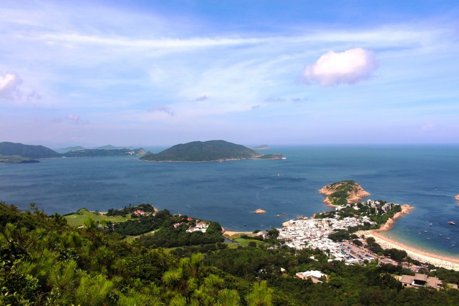 Shek O Peak Hong Kong - AspirantSG
