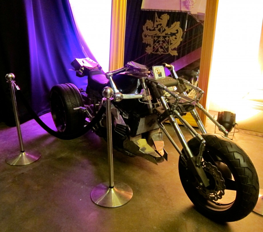 Featured Motorcycle At Deja Vu Restaurant - AspirantSG