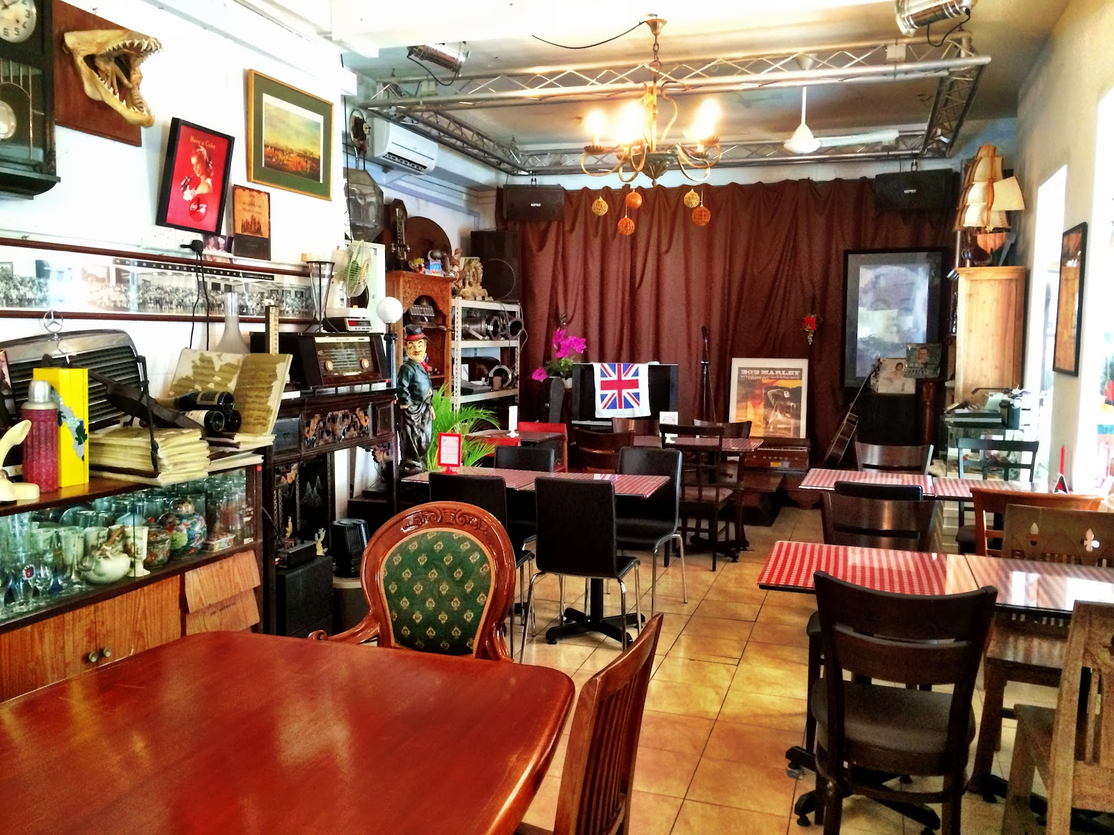 British Hainan Cafe Singapore - AspirantSG
