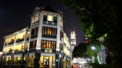 The Scarlet Singapore – Famed Luxurious Theme Boutique Hotel