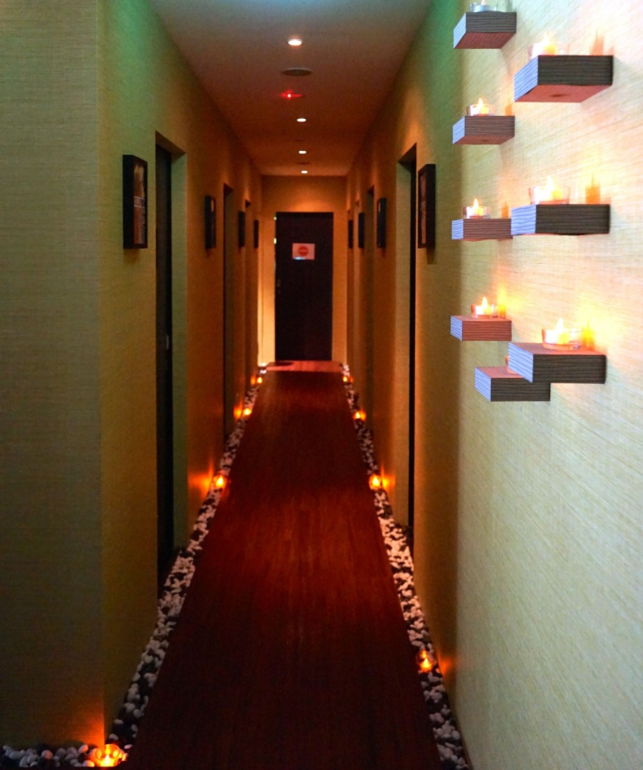 Le Spa Pathway to Room - AspirantSG