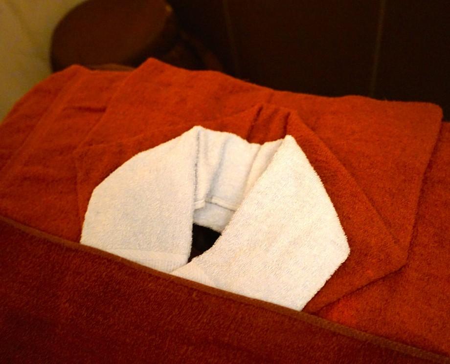 Le Spa Face Towel Layers - AspirantSG