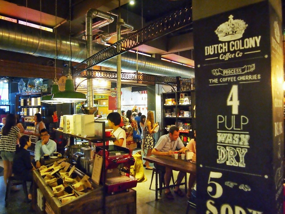Dutch Colony Coffee Singapore - AspirantSG