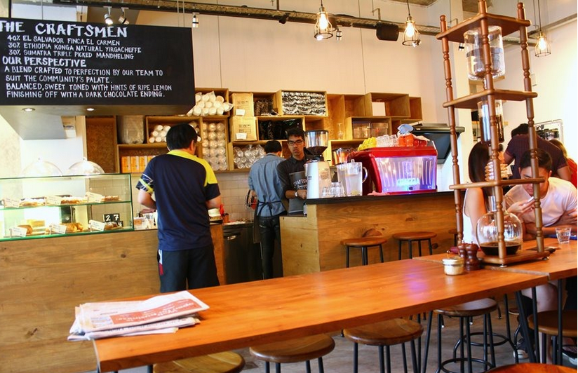 Craftsmen Specialty Coffee Singapore - AspirantSG