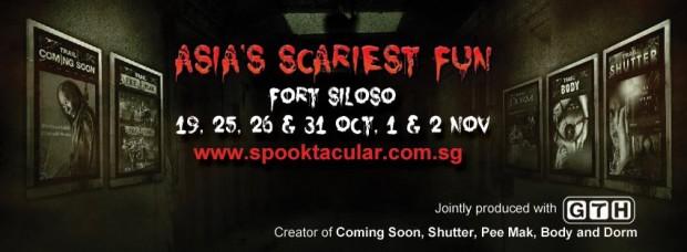 Sentosa Spooktacular 2013