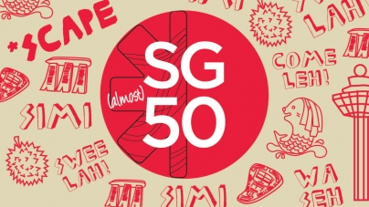 *SCAPE #SG(almost)50 – Celebrate National Day With A Youth Oriented Twist!