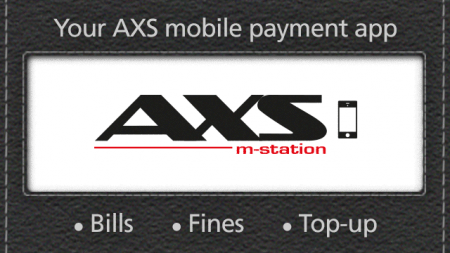 AXS m-Station: Secured & Convenient Payments On The Go!