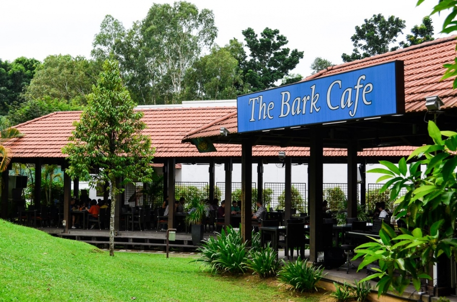 Bark Cafe Singapore - AspirantSG