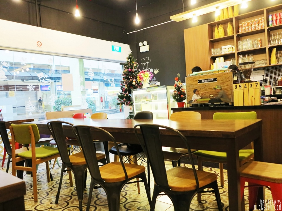 ButterScotch Cafe Singapore - AspirantSG