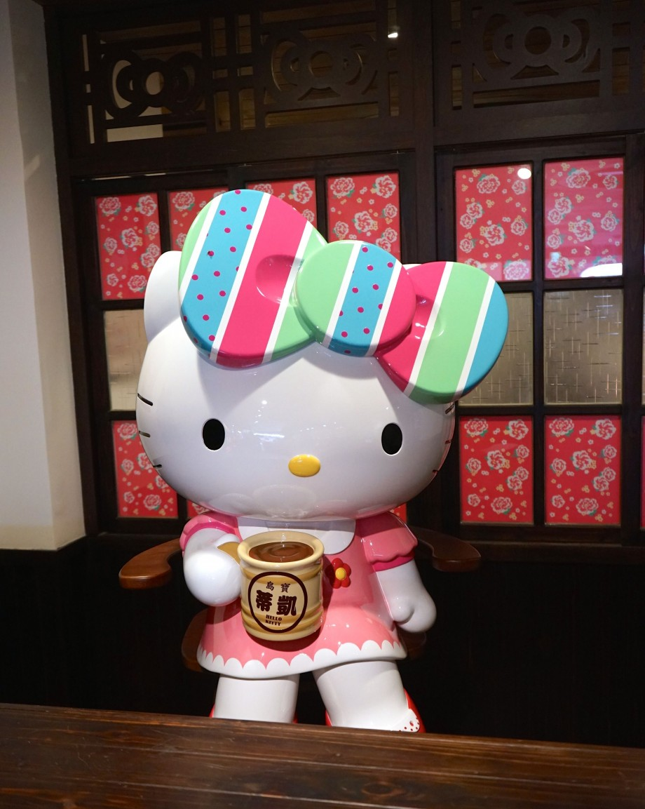 Hello Kitty Behind Bars - AspirantSG