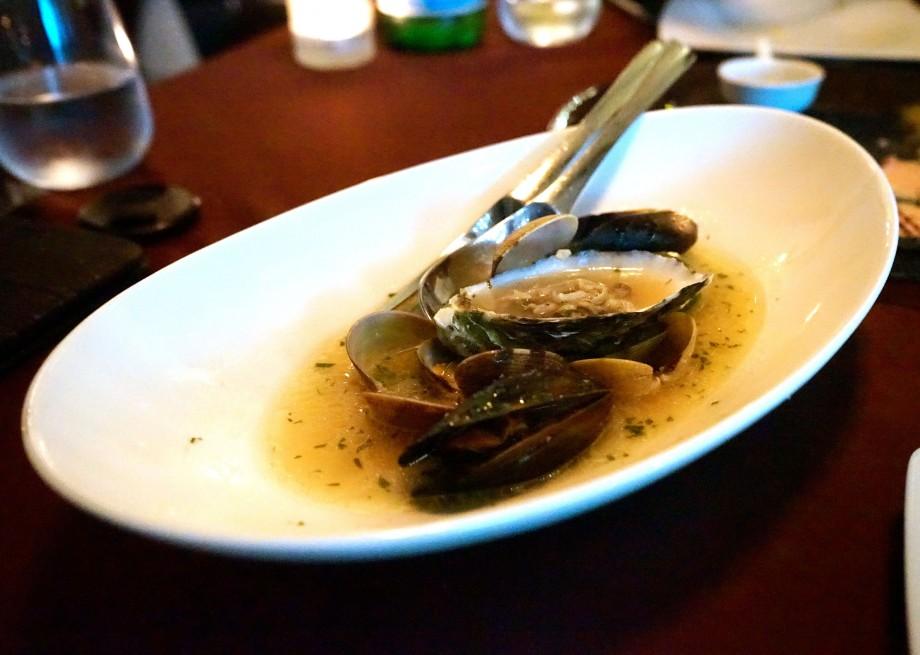 Molluschi Al Vapore - AspirantSG