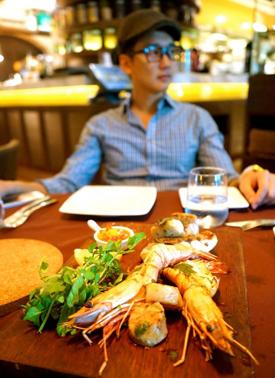 Seafood Platter For 2 - AspirantSG