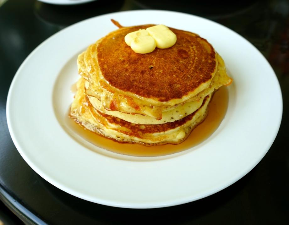 3 Cheese Pancakes - AspirantSG