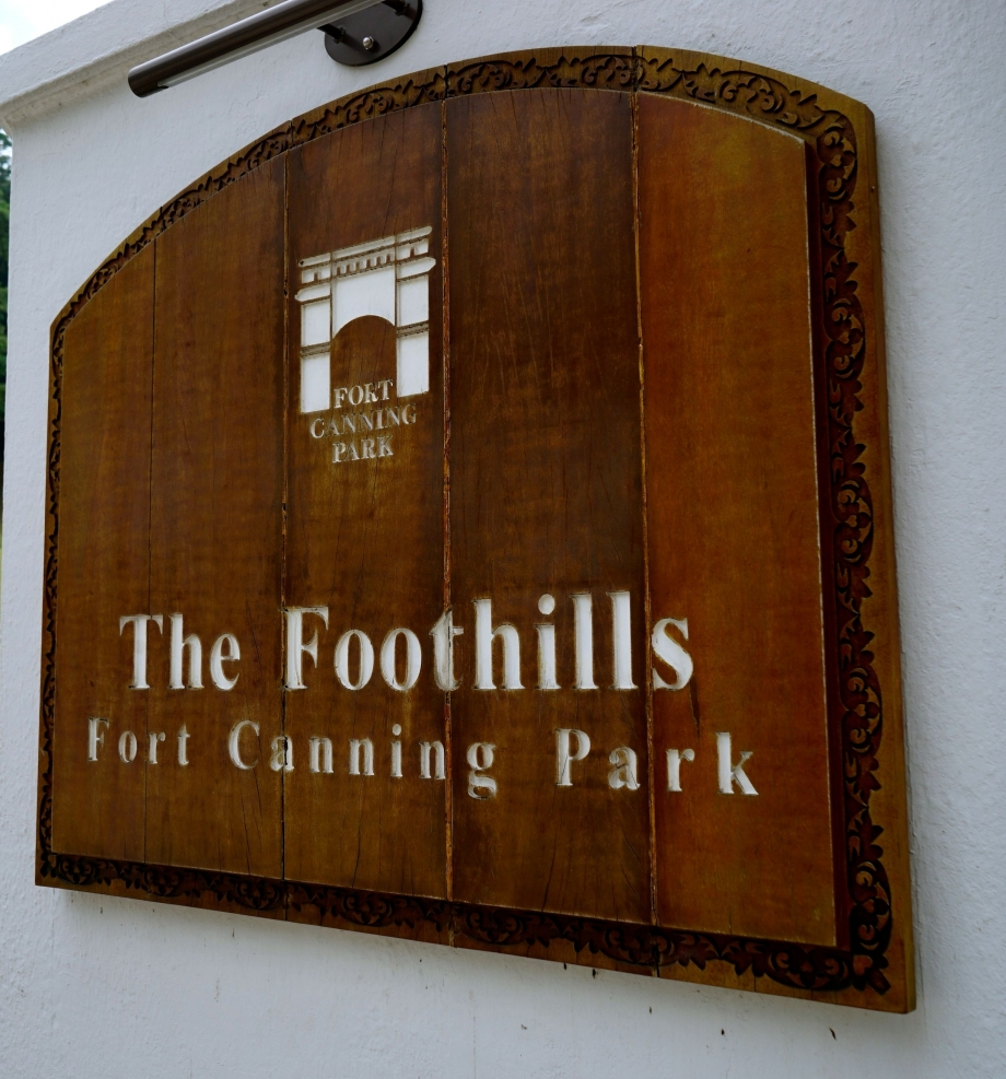 The Foothills At Fort Canning Park - AspirantSG