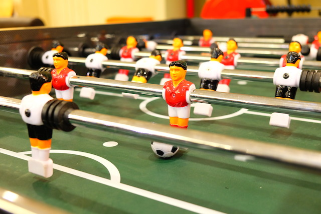 Comfort Design Indoor Football Table Game - AspirantSG