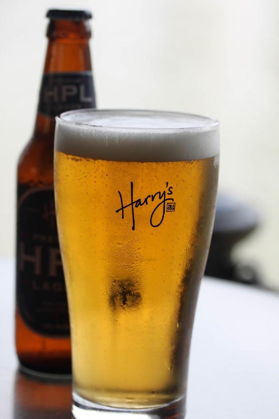 Harry's - Harry's IPA (Indian Pale Ale) - AspirantSG