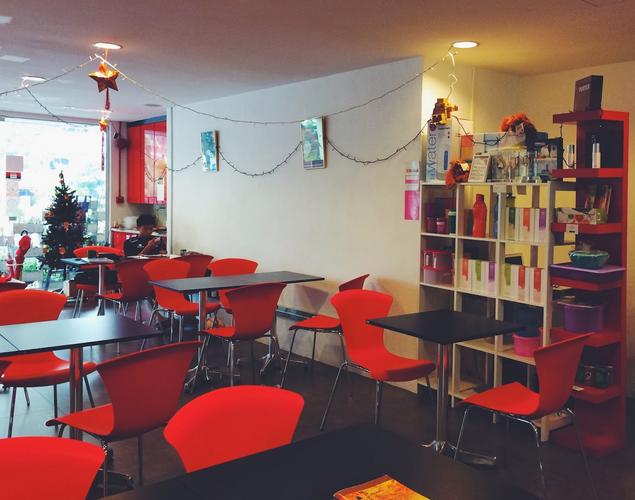 D'zerts Cafe Singapore - AspirantSG