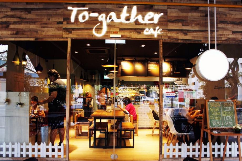 To-gather Cafe Singapore - AspirantSG