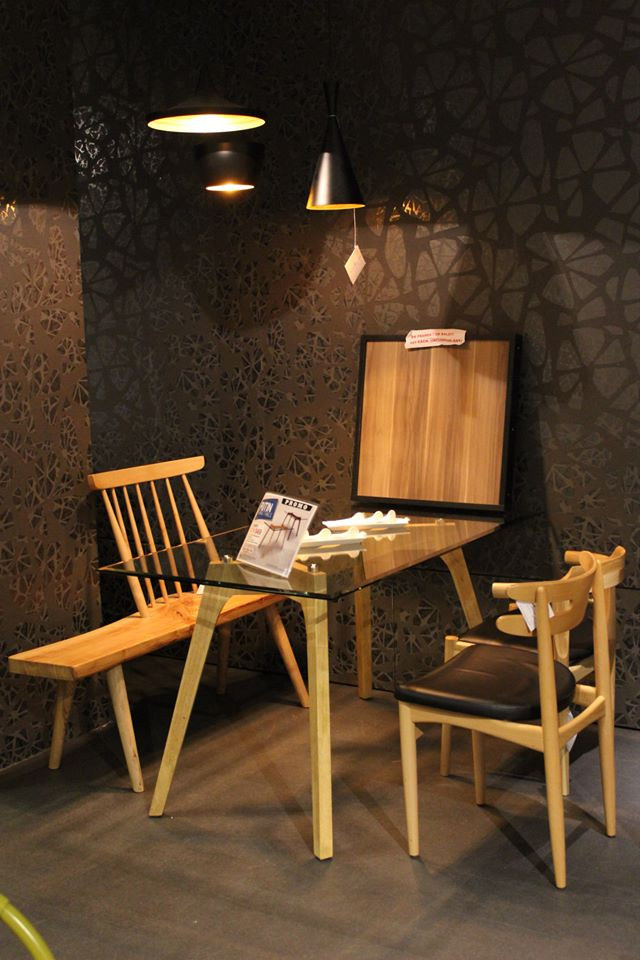 Comfort Design Dark Dining Furniture - AspirantSG