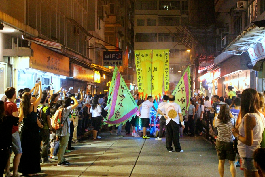 Tai Hang Fire Dragon Coming Out 2nd Round Hong Kong - AspirantSG