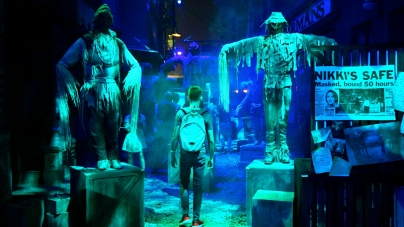 Universal Studios Singapore Halloween Horror Nights 4 Survival Guide Part 1
