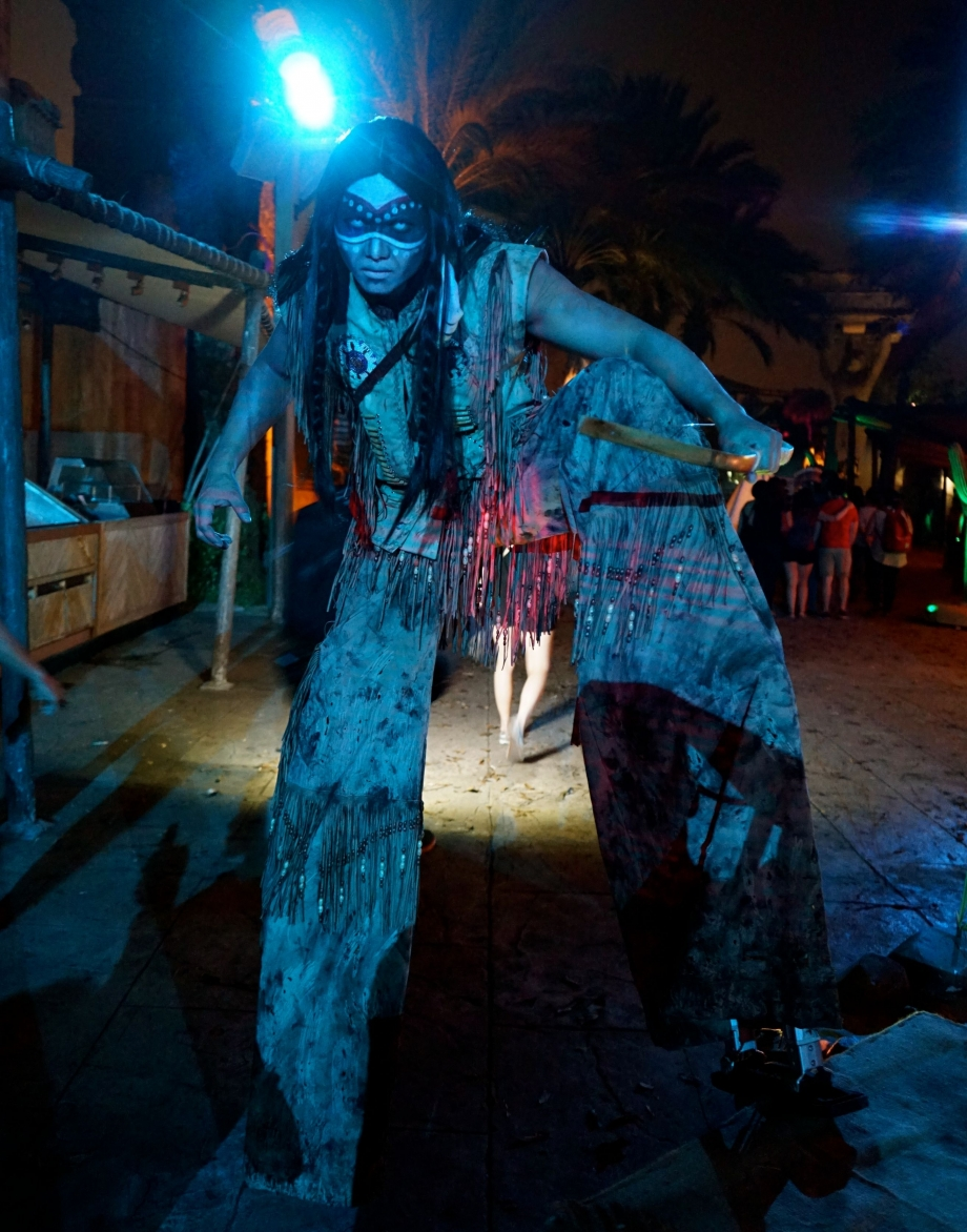 Spirit Warriors Halloween Horror Nights 4 - AspirantSG