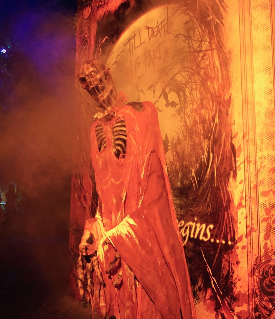Guardians Of Scary Tales Halloween Horror Nights 4 - AspirantSG