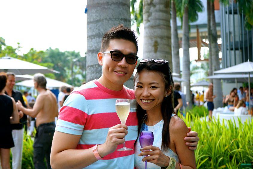 AspirantSG With Gene, Marketing Communications Director W Hotel Singapore