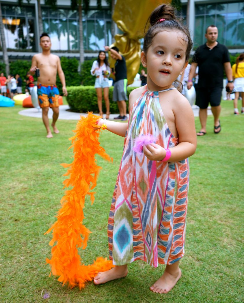 Kids Friendly Party At W Singapore Sentosa Cove - AspirantSG