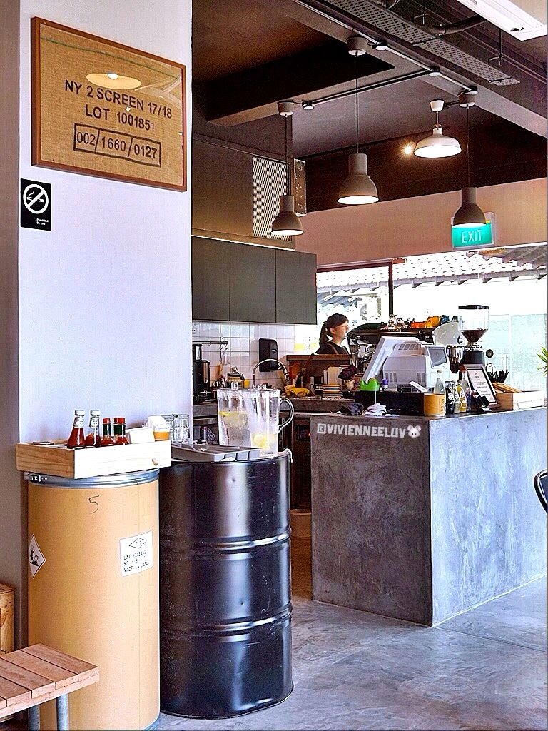 Refuel Cafe Singapore - AspirantSG