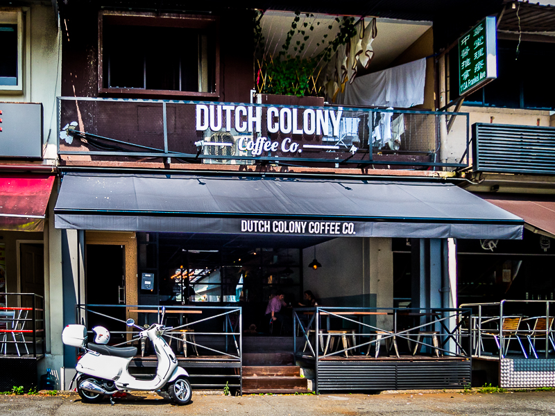 Dutch Colony Cafe @ Frankel - AspirantSG