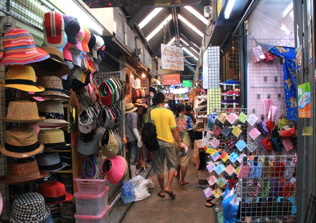 Chatuchak Weekend Market - AspirantSG