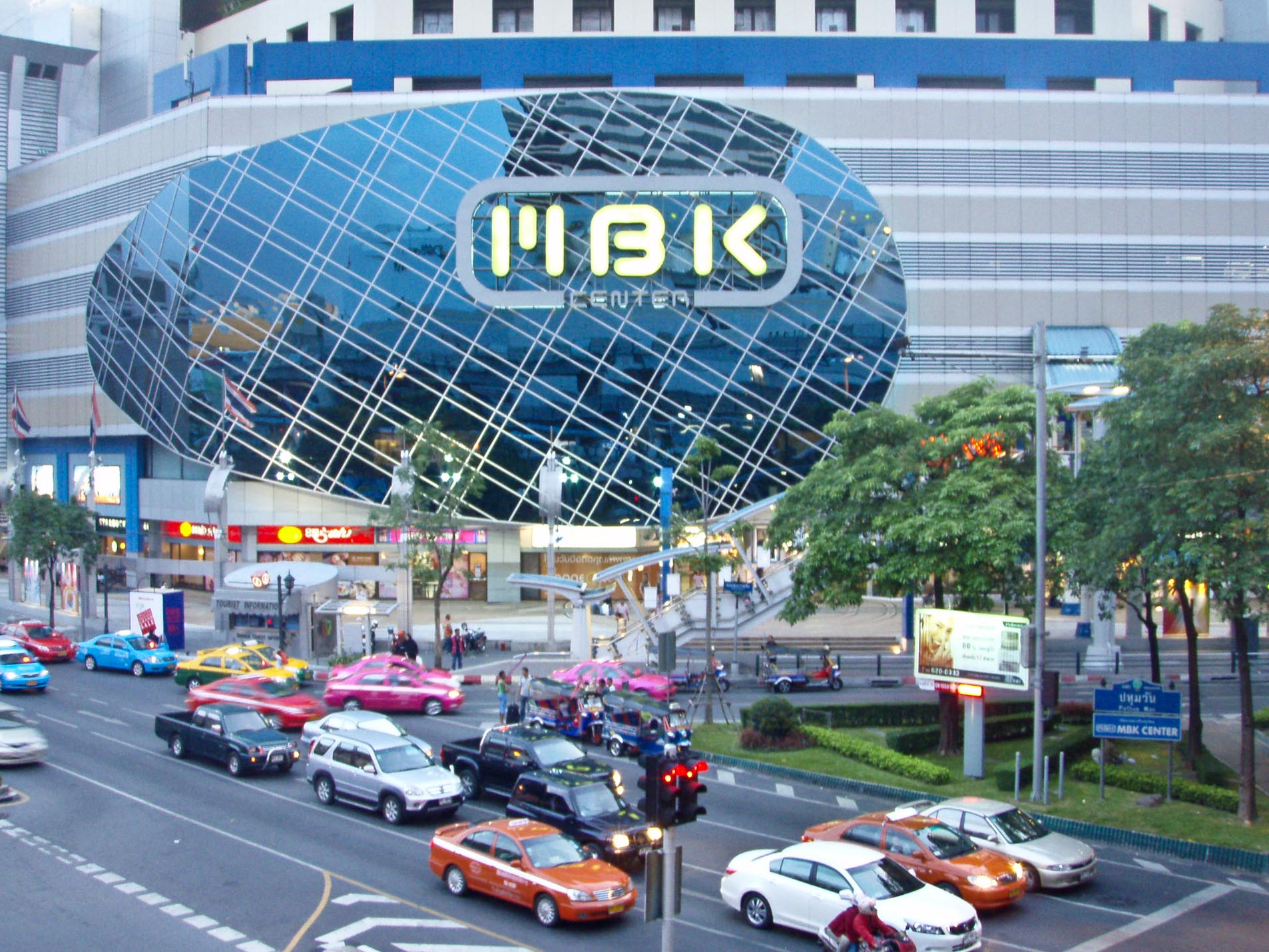 Image result for shopping centres of bangkok