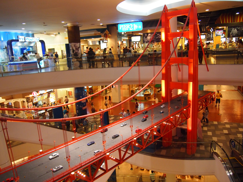 Best shopping guide to top bangkok malls night markets for Shopping cuisine